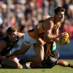 Hawthorn, Jacob Townsend, Liam Shiels, Richmond