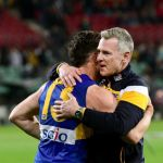 Adam Simpson, Luke Shuey, West Coast Eagles