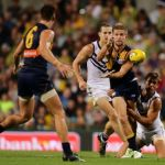 Elliot Yeo, Fremantle, Mark LeCras, Matt de Boer, Nathan Fyfe, West Coast Eagles