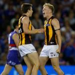 Hawthorn, James Sicily, Liam Shiels