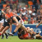 GWS Giants, Lachie Whitfield, Port Adelaide, Sam Gray