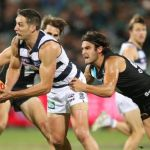 Chad Wingard, Geelong Cats, Harry Taylor, Port Adelaide