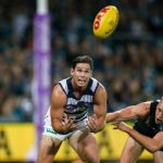 Geelong Cats, Jack Hombsch, Port Adelaide, Tom Hawkins