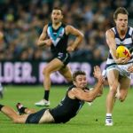 Geelong Cats, Lincoln McCarthy, Port Adelaide, Sam Gray