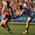 Adelaide Crows, Fremantle, Michael Barlow, Rory Atkins