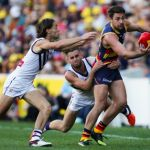 Adelaide Crows, Fremantle, Hayden Crozier, Lachie Weller, Rory Atkins