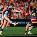 Adelaide Crows, Fremantle, Michael Barlow, Mitch McGovern