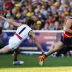 Adelaide Crows, Fremantle, Hayden Ballantyne, Luke Brown