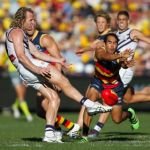 Adelaide Crows, David Mundy, Eddie Betts, Fremantle