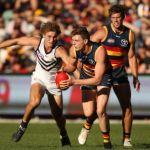 Adelaide Crows, Chris Mayne, Fremantle, Jake Lever