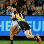 Jake Batchelor, Jarman Impey, Port Adelaide, Richmond