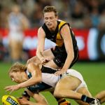 Aaron Young, Connor Menadue, Port Adelaide, Richmond