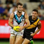 Daniel Rioli, Port Adelaide, Richmond, Sam Gray