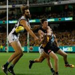 Connor Menadue, Justin Westhoff, Port Adelaide, Richmond