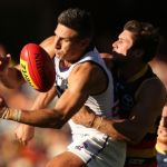 Adelaide Crows, Fremantle, Kyle Hartigan, Matthew Pavlich