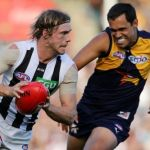 Ben Sinclair, Collingwood, Josh Hill, West Coast Eagles