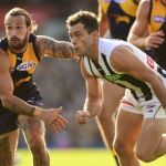 Chris Masten, Collingwood, Jarryd Blair, West Coast Eagles