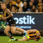 Dustin Martin, Hawthorn, Liam Shiels, Richmond