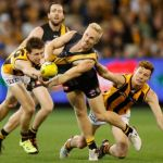 Hawthorn, Liam Shiels, Richmond, Steven Morris, Tim O'Brien