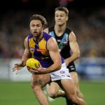 Mark Hutchings, Port Adelaide, Robbie Gray, West Coast Eagles