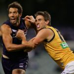 Fremantle, Richmond, Shaun Hampson, Zac Clarke