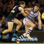 Bryce Gibbs, Carlton, Geelong Cats, Patrick Dangerfield