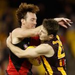 Essendon, Hawthorn, Liam Shiels, Mitch Brown