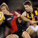 Darcy Parish, Essendon, Hawthorn, Liam Shiels