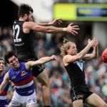 Aaron Young, Bailey Williams, Charlie Dixon, Port Adelaide, Western Bulldogs
