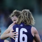 David Mundy, Fremantle, Michael Barlow