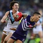 Darcy Byrne-Jones, Fremantle, Michael Walters, Port Adelaide