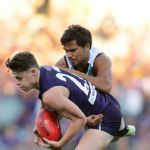 Fremantle, Jake Neade, Lachie Neale, Port Adelaide