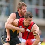 Essendon, Jack Langford, Lachlan Hansen, Werribee