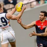 Adelaide Crows, Jeff Garlett, Melbourne, Rory Laird