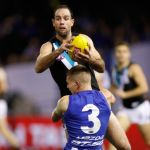 Jed Anderson, Matthew Broadbent, North Melbourne, Port Adelaide