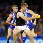 Jed Anderson, North Melbourne, Ollie Wines, Port Adelaide