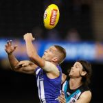 Jasper Pittard, Jed Anderson, North Melbourne, Port Adelaide