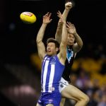 Logan Austin, North Melbourne, Port Adelaide, Sam Gibson