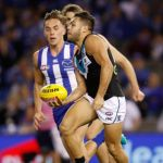 Jarman Impey, North Melbourne, Port Adelaide, Ryan Clarke