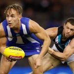 North Melbourne, Port Adelaide, Ryan Clarke, Travis Boak