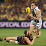 Adelaide Crows, Collingwood, Darcy Moore, Jake Lever