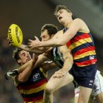 Adelaide Crows, Collingwood, Jake Lever, Kyle Hartigan, Travis Cloke