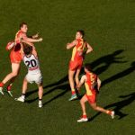 Fremantle, Gold Coast Suns, Matt Taberner, Rory Thompson