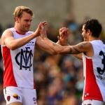 Jack Watts, Jeff Garlett, Melbourne