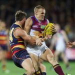 Adelaide Crows, Brisbane Lions, Matt Crouch, Mitch Robinson