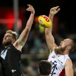 Jackson Trengove, Max Gawn, Melbourne, Port Adelaide
