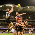 Adelaide Crows, Jay Schulz, Kyle Cheney Daniel Talia, Port Adelaide