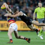 Adelaide Crows, Port Adelaide, Rory Laird, Sam Gray