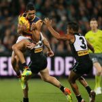 Adelaide Crows, Charlie Cameron, Jake Neade, Port Adelaide
