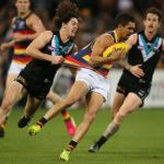 Adelaide Crows, Charlie Cameron, Darcy Byrne-Jones, Port Adelaide